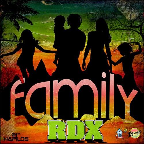Family - Single by RDX