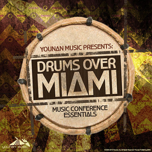 Drums Over Miami 13 (Music Conference Essentials) by Various Artists
