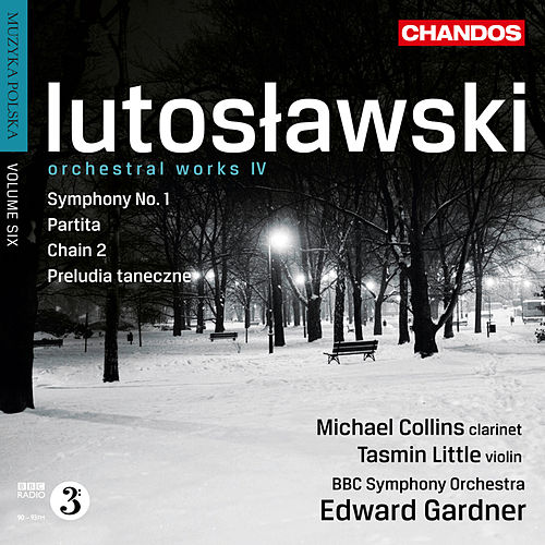 Lutosławski: Orchestral Works IV by Various Artists