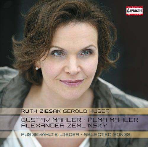 Play & Download Mahler - Mahler-Werfel - Zemlinsky: Ausgewähl Lieder by Ruth Ziesak | Napster