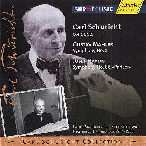 Play & Download Mahler, G.: Symphony No. 2 / Haydn, J.: Symphony No. 86 (Carl Schuricht Collection, Vol. 17) (1954, 1958) by Various Artists | Napster