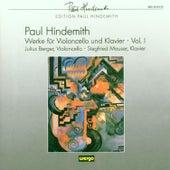 Play & Download Paul Hindemith: Werke für Violoncello & Klavier - Vol.I by Julius Berger | Napster