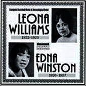 Leona Williams & Edna Winston (1922-1927) by Leona Williams