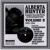 Play & Download Alberta Hunter Vol. 2 (1923-1924) by Alberta Hunter | Napster
