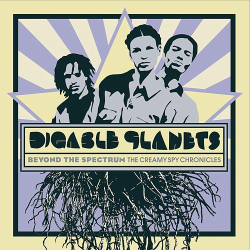 Play & Download Beyond The Spectrum... by Digable Planets | Napster