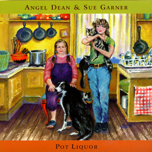 Pot Liquor by Angel Dean