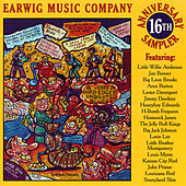 Play & Download Earwig 16th Anniversary Sampler by Various Artists | Napster