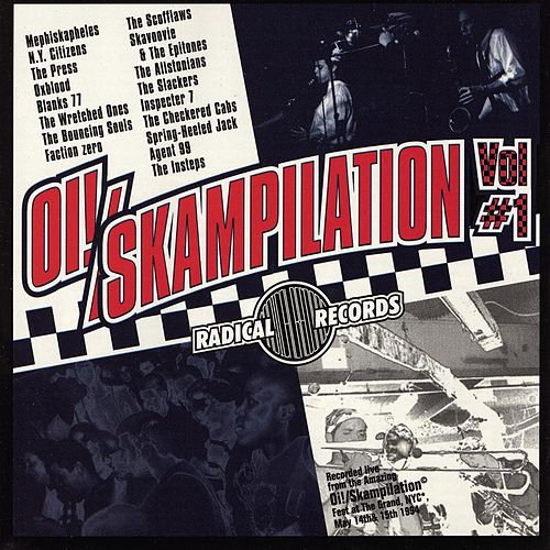 Oi!/skampilation Vol. #1 by Various Artists