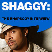Play & Download Shaggy: The Rhapsody Interview by Shaggy | Napster