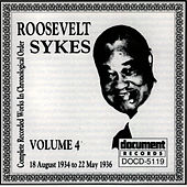 Play & Download Roosevelt Sykes Vol. 4 (1934-1936) by Roosevelt Sykes | Napster