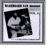 Washboard Sam Vol. 4 1939-1940 by Washboard Sam