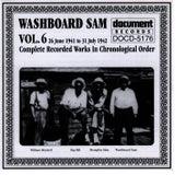 Washboard Sam Vol. 6 1941-1942 by Washboard Sam