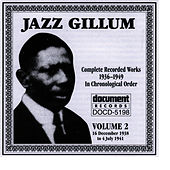 Jazz Gillum Vol. 2 1938-1941 by Jazz Gillum
