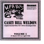 Play & Download Casey Bill Weldon Vol. 1 1935-1936 by Casey Bill Weldon | Napster