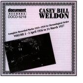 Play & Download Casey Bill Weldon Vol. 2 1936-1937 by Casey Bill Weldon | Napster