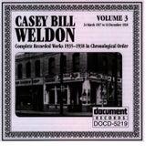 Play & Download Casey Bill Weldon Vol. 3 1937-1938 by Casey Bill Weldon | Napster