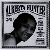 Alberta Hunter Vol. 4 (1927-c. 1946) by Alberta Hunter