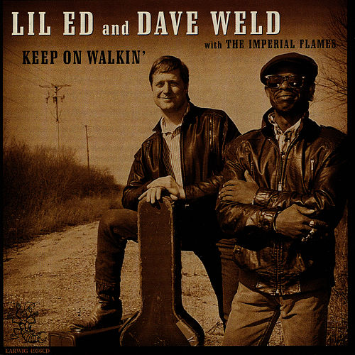 Play & Download Keep On Walkin' by Lil' Ed Williams | Napster