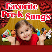 Favorite Pre-K Songs by Kidzup