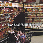 Play & Download infolepsy ep by Venetian Snares | Napster