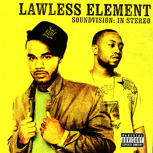 Play & Download Soundvision: In Stereo by Lawless Element | Napster