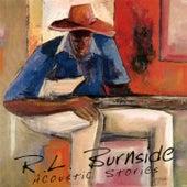 Acoustic Stories by R.L. Burnside