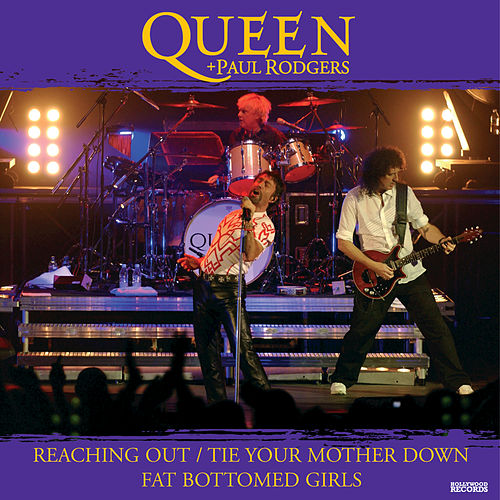 Reaching Out/tie Your Mother Down-fat Bottom Girls by Queen