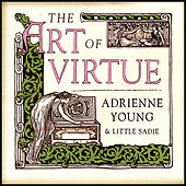 The Art Of Virtue by Adrienne Young