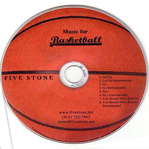 Play & Download Music For Basketball by Five Stone | Napster