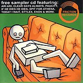 Kill The Humans! [Friction Records CD-Sampler] by Various Artists