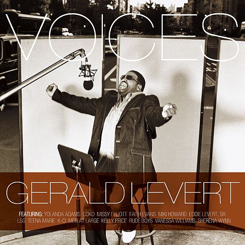 Play & Download Voices by Gerald Levert | Napster