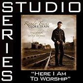 Here I Am To Worship [Studio Series Performance Track] by Randy Travis