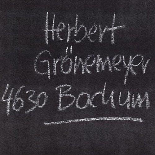 4630 Bochum von Herbert Grönemeyer