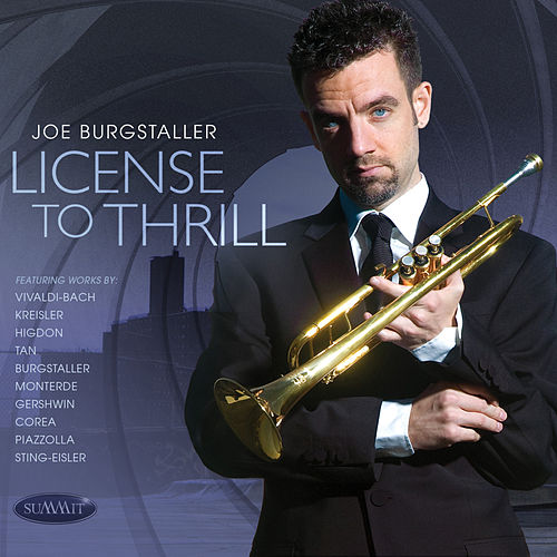 License To Thrill by Joe Burgstaller