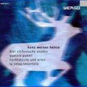 Play & Download Hans Werner Henze: Drei sinfonische Etüden / + by Michaela Kaune | Napster