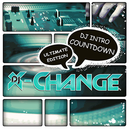 DJ Intro Countdown Ultimate Edition Scratch Weapons And Tools Series by DJ X-Change