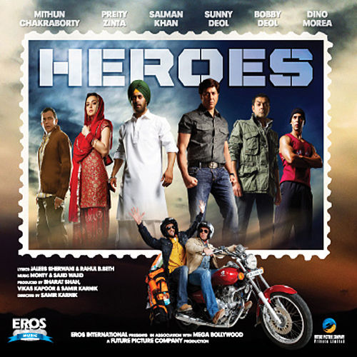 Heroes by Various Artists