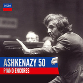 Play & Download Ashkenazy 50: Piano Encores by Vladimir Ashkenazy | Napster