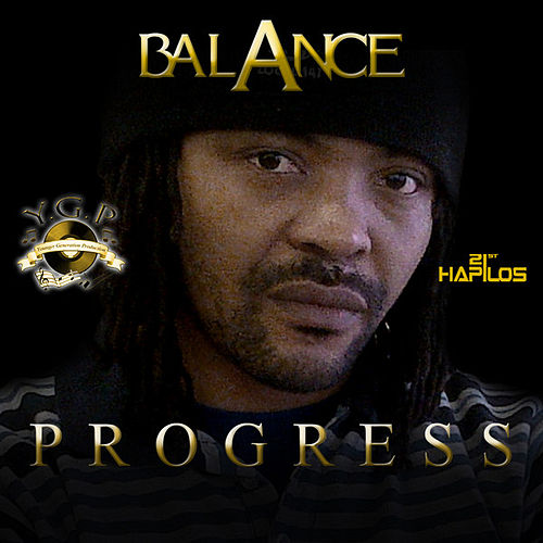 Progress - Single by Balance (Rap)