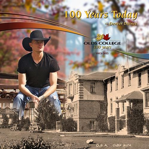 Play & Download 100 Years Today by Denver Daines | Napster