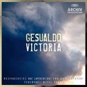Gesualdo / Victoria - Responsories And Lamentations For Holy Saturday von Tenebrae