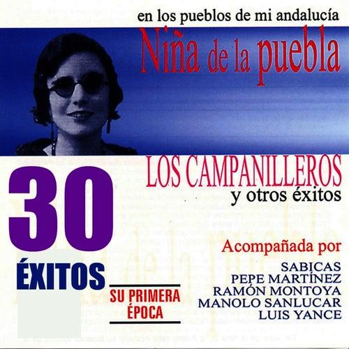 Play & Download En los Pueblos de mi Andalucía by La Niña de la Puebla | Napster