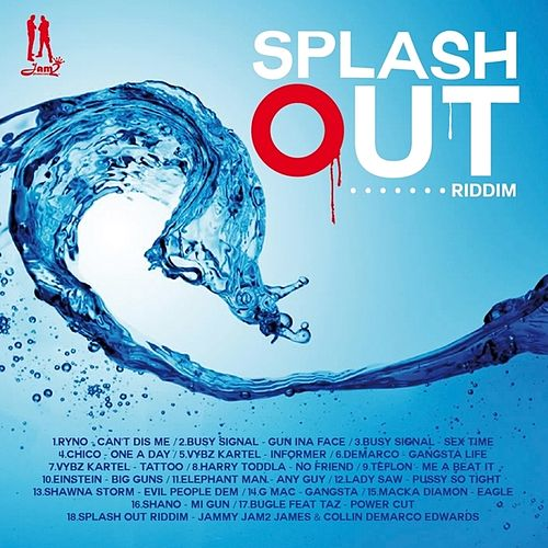 Play & Download Splash Out Riddim by Various Artists | Napster