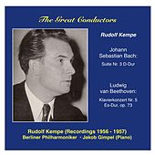 The Great Conductors: Rudolf Kempe (Bach - Beethoven) (1956-1957) by Various Artists