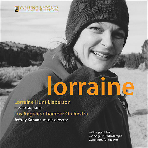 Play & Download Lorraine by Lorraine Hunt Lieberson | Napster