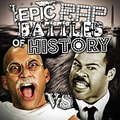 Gandhi vs Martin Luther King Jr. by Epic Rap Battles of History