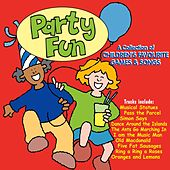 Party Fun (A Collection of Children's Favourite Games & Songs) by Kidzone