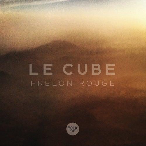 Frelon rouge by Le cube