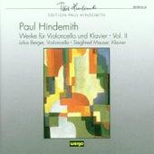 Play & Download Paul Hindemith: Werke für Violoncello & Klavier - Vol.II by Julius Berger | Napster