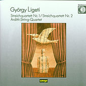 Play & Download György Ligeti: Streichquartette 1 + 2 by Arditti String Quartet | Napster